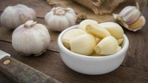 bawang putih sebagai ramuan tahan lama