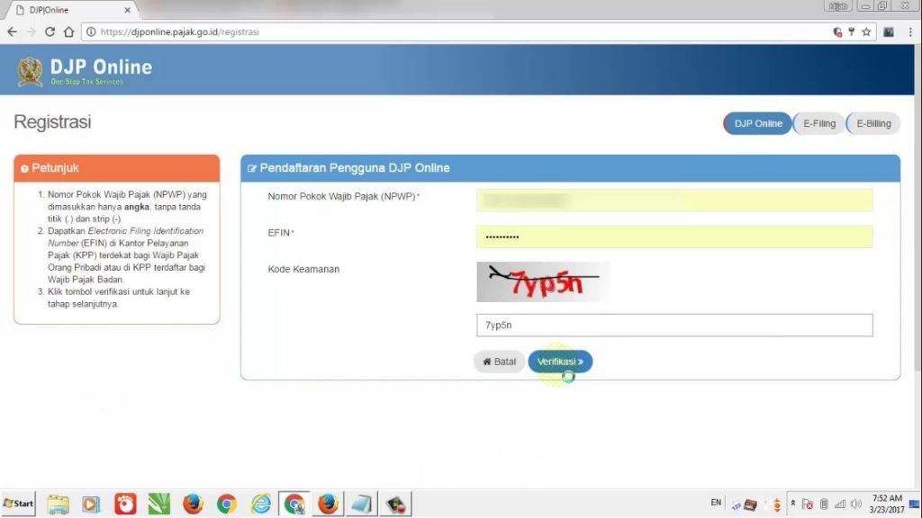 Cara Mengatasi DJP Online Tidak Bisa Dibuka