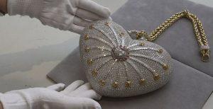 Tas Wanita Termahal - Mouawad's 1001 Night Diamond Purser